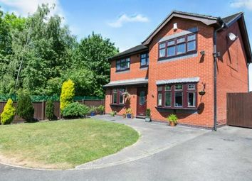 Thumbnail 4 bed detached house for sale in Magdelen Court, Wisaston, Crewe, Cheshire