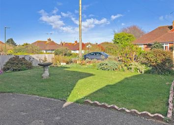Thumbnail 2 bed semi-detached bungalow for sale in Tennyson Avenue, Rustington, West Sussex