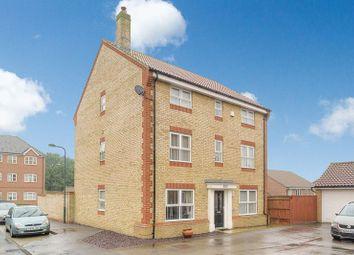 Thumbnail 6 bed detached house for sale in Boroughbridge, Oakhill, Milton Keynes