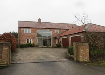 Thumbnail 4 bed detached house to rent in Duggleby, Malton
