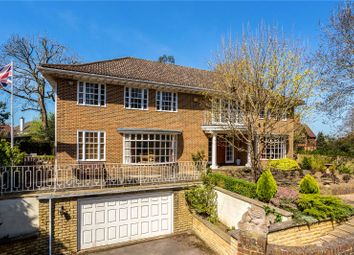Thumbnail 5 bed detached house for sale in Woodcote Green Road, Epsom, Surrey