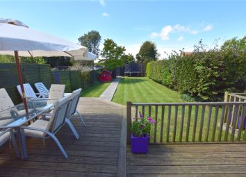 Thumbnail 4 bed bungalow for sale in Wembley Avenue, Lancing, West Sussex