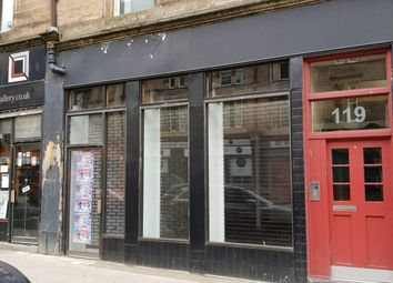 Thumbnail Retail premises to let in 117 Saltmarket, Glasgow