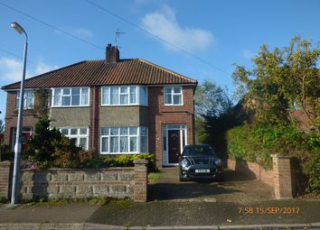 Thumbnail 3 bed semi-detached house to rent in Station Road, Ditchingham, Bungay