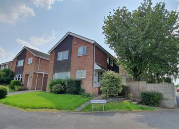 Thumbnail 4 bed detached house for sale in Field Avenue, Shepshed, Leicestershire
