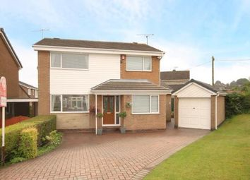 Thumbnail 4 bed detached house for sale in Ormesby Close, Dronfield Woodhouse, Dronfield, Derbyshire