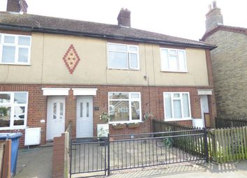 Thumbnail 3 bed terraced house for sale in Bassenhally Road, Whittlesey, Peterborough, Cambridgeshire