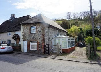 Thumbnail 2 bed cottage for sale in Canterbury Road, Lydden