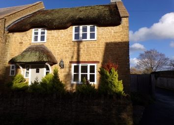 Thumbnail 3 bed cottage to rent in The Barton, North Street, Haselbury Plucknett, Crewkerne