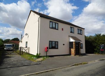 Thumbnail 5 bed detached house for sale in Ferry Road, Southrey, Lincoln