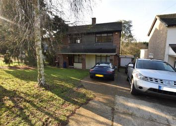 Thumbnail 4 bed detached house for sale in Chantry Crescent, Stanford-Le-Hope, Essex
