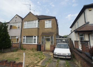 Thumbnail 3 bed semi-detached house for sale in Cheshunt Wash, Cheshunt