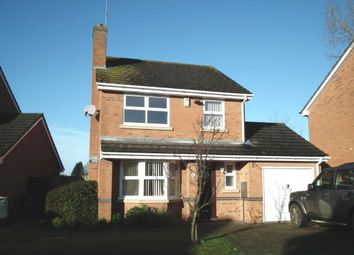 Thumbnail 3 bed property to rent in Jenner Crescent, Kingsthorpe, Northampton