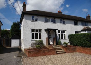 Thumbnail 3 bed semi-detached house to rent in Stanley Hill, Amersham, Buckinghamshire