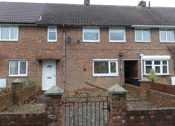 Thumbnail 2 bedroom terraced house for sale in Butler Road, Newton Aycliffe