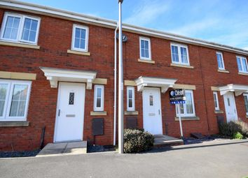 Thumbnail 3 bed terraced house to rent in Russell Walk, Kingsheath, Exeter