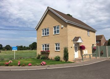Thumbnail 4 bed detached house for sale in St Edmunds Road, Lingwood, Norfolk