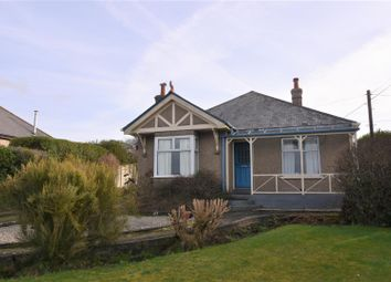 Thumbnail 4 bed detached bungalow for sale in Highway Lane, Mount Ambrose, Redruth