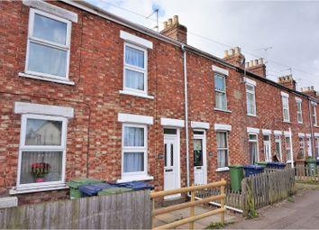 Thumbnail 3 bed terraced house for sale in Elizabeth Terrace, Wisbech