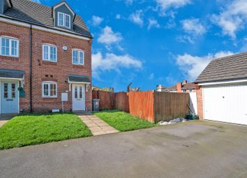 Thumbnail 3 bedroom town house for sale in Newhome Way, Bloxwich, Walsall