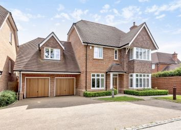 Thumbnail 5 bed detached house for sale in River Walk, Horsham