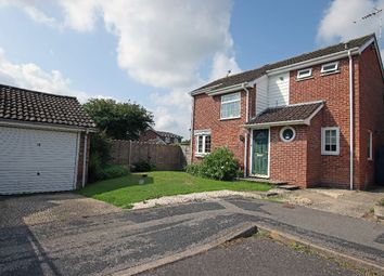 Thumbnail 3 bed detached house for sale in Redwing Road, Clanfield, Waterlooville