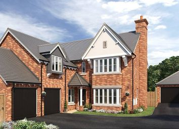 """Thumbnail 5 bed property for sale in """"The Ramsey"""" at Cypress Road, Rugby"""