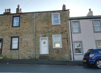 Thumbnail 2 bedroom terraced house for sale in 4 Nixon Terrace, Broughton Moor, Maryport, Cumbria