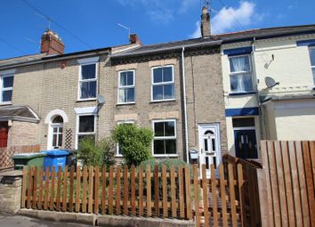Thumbnail 3 bedroom terraced house for sale in Stafford Street, Norwich