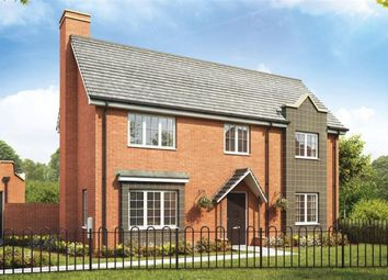 Thumbnail 4 bed detached house for sale in Daws Hill Lane, High Wycombe