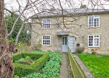 Thumbnail 2 bedroom semi-detached house for sale in Whittlesford Road, Newton, Cambridge