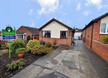 Thumbnail 2 bed bungalow for sale in Derwent Drive, Kirkby-In-Ashfield, Nottingham