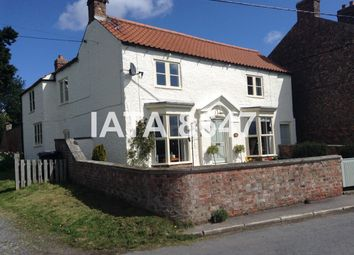 Thumbnail 3 bed cottage to rent in Kirk Hammerton, York