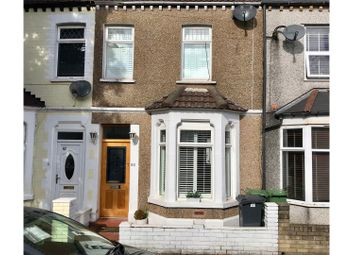 Thumbnail 3 bedroom end terrace house for sale in Pomeroy Street, Cardiff
