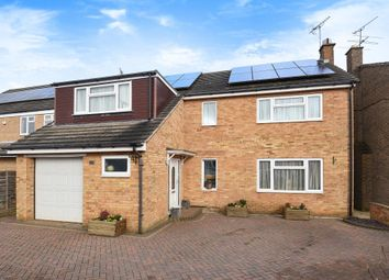 Thumbnail 5 bed detached house for sale in Bramber Close, Banbury