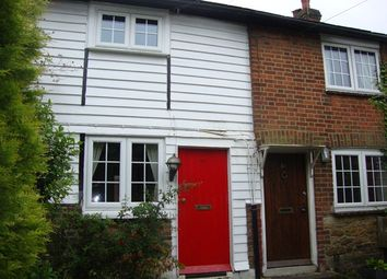 Thumbnail 1 bed cottage to rent in The Green, High Street, Brasted, Westerham