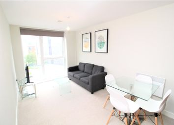 Thumbnail 1 bed flat to rent in Bridgewater Point, Worrall Street, Salford, Greater Manchester