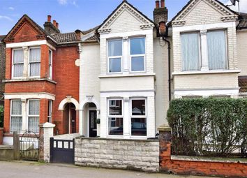Thumbnail 3 bedroom terraced house for sale in Rainham Road, Gillingham, Kent