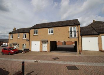 Thumbnail 2 bedroom terraced house for sale in Alwyn Court, Redhouse, Swindon