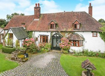 Thumbnail 5 bedroom detached house for sale in Shawbury Lane, Shustoke, Warwickshire, West Midlands