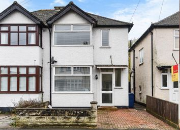 Thumbnail 2 bed semi-detached house for sale in Wytham Street, Oxford