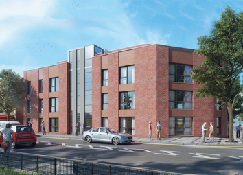Thumbnail 1 bed flat for sale in Lambley Alms Houses, Woodborough Road, Nottingham