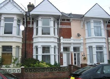 Thumbnail 3 bedroom property to rent in Wadham Road, North End, Portsmouth