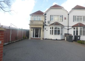 Thumbnail 5 bed semi-detached house for sale in Coleshill Road, Hodge Hill, Birmingham