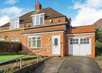 3 bed semi-detached house for sale in Broad Meadow Lane, Kings Norton, Birmingham B30