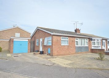 Thumbnail 2 bed semi-detached bungalow for sale in Puffinsdale, Clacton-On-Sea
