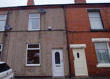 Thumbnail 2 bedroom terraced house for sale in High Street, Rhostyllen, Wrexham