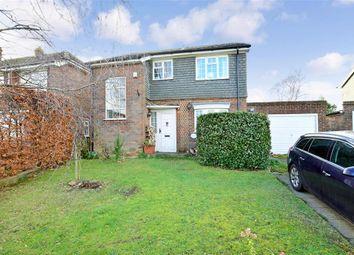 Thumbnail 3 bed detached house for sale in Ashes Lane, Hadlow, Tonbridge, Kent