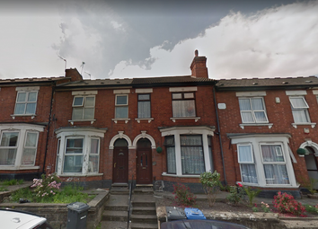 Thumbnail 4 bed terraced house for sale in St. Thomas Road, Derby, Derbyshire