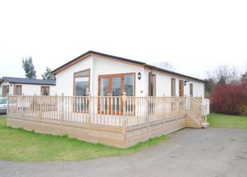 Thumbnail 2 bed mobile/park home for sale in Kirkgate, Tydd St Giles, Wisbech
